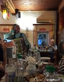 2018印象翻轉的俄羅斯奇幻之旅(4-3)--夕陽餘暉中的蘇茲達爾與獵人之家烤肉風味餐:11●連我們的司機也沉浸在當下的歡樂氣氛中,笑到閤不攏嘴.JPG