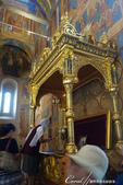 2018印象翻轉的俄羅斯奇幻之旅(5-1)--救世主變容大教堂在當地是保留16世紀宗教繪畫的寶庫:●金壁輝煌的聖壇.JPG