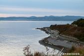 2018加拿大四年一度鮭魚洄遊V.S.洛磯山脈國家公園健走趣(6-3)--一號公路紀念碑:07●往公園對面走可飽覽一望無際的Juan de Fuca海峽,據說天氣好時,還可以隔著海峽望見對岸的美國領土──華盛頓州.JPG