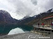 2019Amazing!穿越古絲路上的中亞五國之旅(8-1)--塔吉克斯坦之伊斯坎達爾湖:14●即使天氣不如理想中亮麗,但這沉靜如一面鏡子的美麗湖泊,依舊倒映著壯麗的山色.JPG