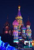 2018印象翻轉的俄羅斯奇幻之旅(3-7)--隨時間變幻的彩色燈光為聖巴索教堂換裝:DSC08767.JPG