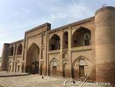 2019Amazing!穿越古絲路上的中亞五國之旅(7-2)--塔吉克斯坦之歷史文化遺產希薩碉堡:02●雖然被稱為新的經學院,但就不同年代的建材看來,應該也是經歷多次修建完成的 (1).JPG