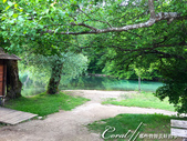2018不思議之克、斯、義秘境歐遊記(2~2)--普萊維斯國家公園N.P. Plitvice仙境傳說:51●到岸後,繼續森呼吸,走一小段路,前往國家公園園區內的3星級飯店Jezero.JPG