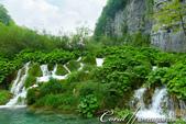 2018不思議之克、斯、義秘境歐遊記(2~2)--普萊維斯國家公園N.P. Plitvice仙境傳說:32●奔流的湖水,宣洩天地的壯志與豪情.JPG