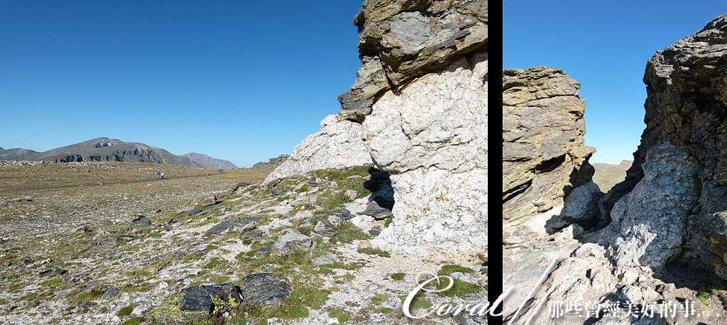 2019自駕隨性之旅(13)--100個死前必去景點之告別黃石國家公園後的苔原生態步道:17●岩石切割了視線,也帶來的另外一種玩味的視野 .png