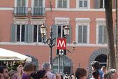 ●逍遙10日義大利:08●紅色的M不是指向麥當勞.jpg