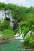 2018不思議之克、斯、義秘境歐遊記(2~2)--普萊維斯國家公園N.P. Plitvice仙境傳說:20●奔流的湖水,宣洩天地的壯志與豪情.JPG