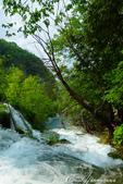 2018不思議之克、斯、義秘境歐遊記(2~2)--普萊維斯國家公園N.P. Plitvice仙境傳說:30●奔流的湖水,宣洩天地的壯志與豪情.JPG