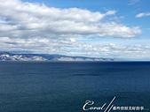 2019夏季內蒙草原風光與貝加爾湖詩意之約(9-1)--6H「遊盪」奧利洪島之追風、尋幽、賞湖景:09●當地球上最大、也是最深的貝加爾湖就在眼前,如願以償的感動瞬間大迸發 (5).JPG