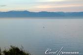 2018加拿大四年一度鮭魚洄遊V.S.洛磯山脈國家公園健走趣(6-3)--一號公路紀念碑:09●往公園對面走可飽覽一望無際的Juan de Fuca海峽,據說天氣好時,還可以隔著海峽望見對岸的美國領土──華盛頓州.JPG