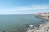 2019夏季內蒙草原風光與貝加爾湖詩意之約(7-2)--扎賚諾爾博物館與傳說中的呼倫湖:17●呼倫湖是內蒙古第一大湖、中國第四大淡水湖,與另外一座蒙古語為「雄水獺」的貝爾湖是姐妹湖,因為這兩座湖中