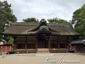 2017初夏14日自由行:●住吉大社的建築風格相當特殊,是神社建築史上最古老的「住吉造」,被列為國寶03.JPG