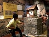 初夏14日自由行--春風吹又生的名古屋城:●天守閣5樓內的城牆石體驗區,提供免費體驗當時託運巨大石頭的設施,想要挑戰的人可以試試02.JPG