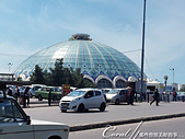 2019Amazing!穿越古絲路上的中亞五國之旅(15-2)--烏茲別克斯坦之喬蘇市集:01●同樣位在塔什干舊城區內的老市集 Chorsu,有一個圓圓拱起的大屋頂,有一種馬戲團的歡樂味道.JPG