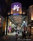紅葉飄飄15日東京自由行|Day 14--向淺草說再見的早餐:02●每天幾乎都早出晚歸的我,即使出了地鐵站也不覺得寂寞,淺草老街依舊熱鬧的很,人來人往,24小時營業的店面,