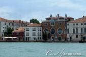 2018不思議之克、斯、義秘境歐遊記(7~1)--人生二度再訪威尼斯Venice:02●航行於威尼斯市與本島之間的岸邊風情.JPG