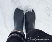 ●2015北海道之旅:●走在積雪上是一個新鮮的體驗,腳步必需謹慎,避免滑倒.jpg