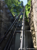 2018不思議之克、斯、義秘境歐遊記(6~3)--中古世紀盧比安納城堡 Ljubljana Cast:08●乘坐纜車一下子就登上城堡.JPG
