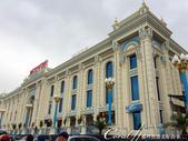 2019Amazing!穿越古絲路上的中亞五國之旅(7-4)--塔吉克斯坦之摩登市集:02●2014年9月開業的Mehrgon Market,有著光鮮亮麗的外表和現代化的設施.JPG