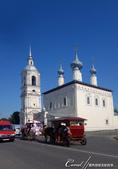 2018印象翻轉的俄羅斯奇幻之旅(5-2)--悠哉悠哉!蘇茲達爾快意馬車行:01●乘著馬車瀏覽蘇茲達爾小鎮風光,絕對是此行最珍貴的回憶之一.JPG