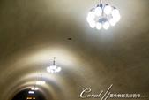 2018印象翻轉的俄羅斯奇幻之旅(3-1)--目眩神迷在宛如藝術殿堂的莫斯科地鐵站:08●有了漂亮的燈飾與拱頂,既古典又優雅,讓地鐵站成為另類的觀光景點.JPG