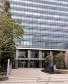 2017關東10日樂得自在:●這棟辦公大樓Lobby,便是劇中人物進出搭乘電梯的取景地.JPG