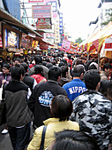 2008 Chinese NewYear:一樣是人山人海! 擠擠擠~