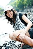2009年3月22日尖石鄉烏龍之旅~:老婆一早過敏,臉腫腫~ 還好下午好了許多 (雖然還是腫~哈)