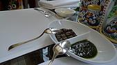 20090803 Toscana 乾式熟成牛排初嚐:麵包沾醬
