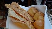 20090803 Toscana 乾式熟成牛排初嚐:麵包