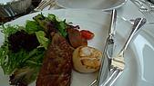 20090803 Toscana 乾式熟成牛排初嚐:鴨肝干貝沙拉
