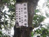 基隆 紅淡山東南峰 紅淡山 金交椅山O行走:DSCF6233.JPG