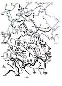 新北市坪林 小粗坑山 小粗坑古道 楣子寮山:小粗坑彩色圖.jpg