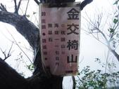 基隆 紅淡山東南峰 紅淡山 金交椅山O行走:DSCF6238.JPG