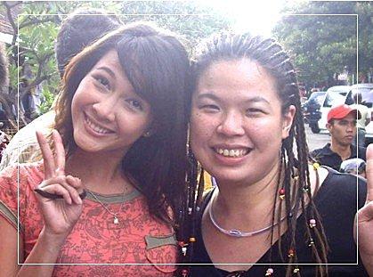 9702峇里島之旅:峇里島-Bali的女明星