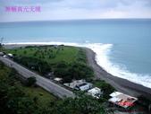 風景:台東八仙洞外海