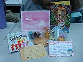 耶誕跨年:安安的卡片