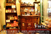 室內設計 商空裝潢 裝修--亞米小鎮 (蘆洲店):餐廳櫃檯