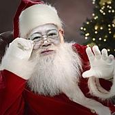 美女班:聖誕老人