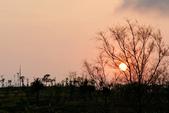 落日系列:夕陽風景一