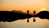 落日系列:星空下的獨白 一我心嚮往孤獨一笑2.jpg