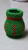 我的作品:綠色花瓶.jpg