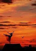 落日系列:星空下的獨白一黃昏的舞台.jpg
