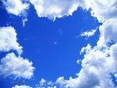網路的圖片:藍天白雲五.jpg