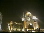 舟山寧波行:天一閣天主堂夜景