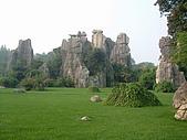 95雲南香格里拉:A110石林