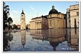 104立陶宛:A10409241446大教堂倒影-維爾紐斯-立陶宛.jpg