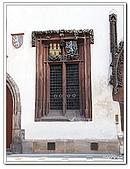 96捷克-窗之藝術:A76141864舊城市政廳-布拉格