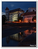 96捷克-帖契......:A76100327詹姆士城堡夜景-英吉夫