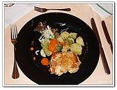 96捷克-餐飲美食:A76100277超硬豬排餐-晚餐-英吉夫